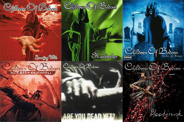 children of bodom relentless reckless. Relentless Reckless Forever