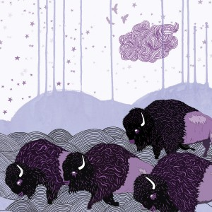Plains of the Purple Buffalo