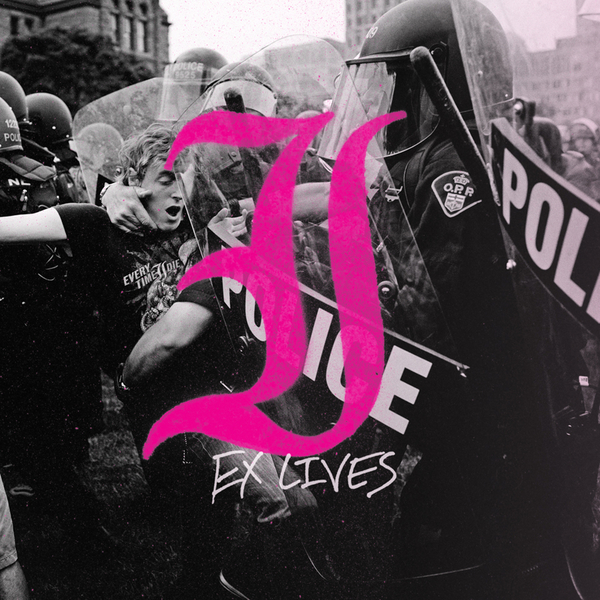 Every Time I Die - Ex-Lives