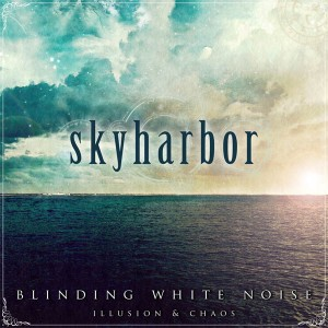 skyharbor - blinding white noise