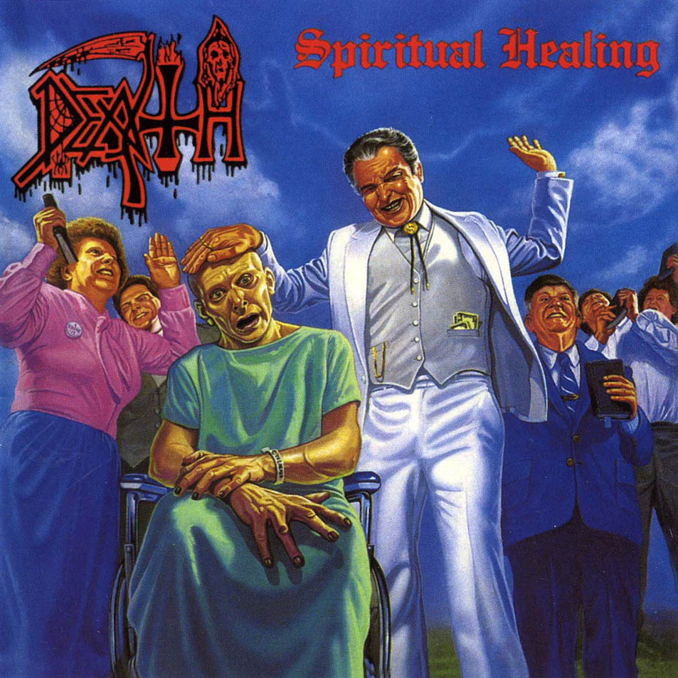 Relapse Records To Re-release Death's Spiritual Healing ...