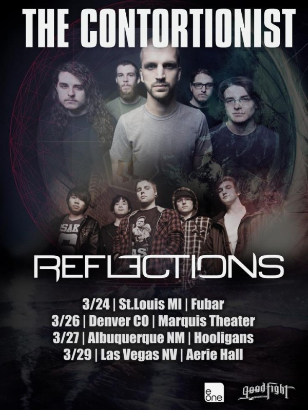 The Contortionist tour