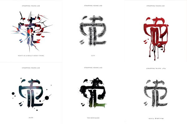 Strapping Young Lad Discography Getting Vinyl Boxset Release