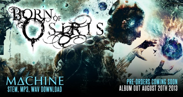 Born of Osiris Machine