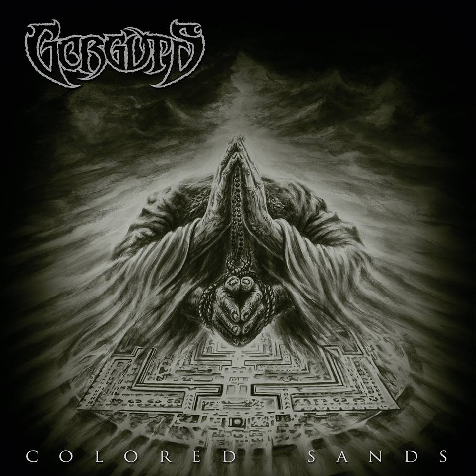 Gorguts - Colored Sands (2013) Gorguts-colored-sands