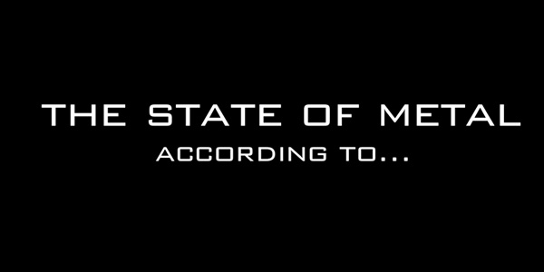 state of metal