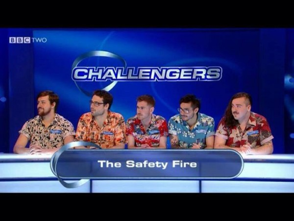 the safety fire eggheads
