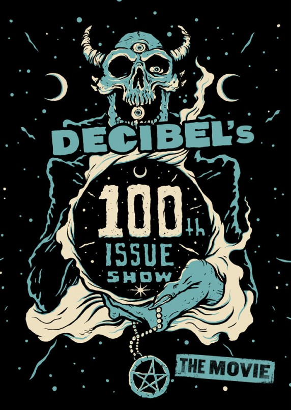 Decibel 100th Issue Show