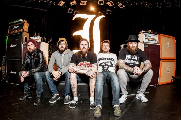 Every Time I Die 2013 by Josh Hulstein