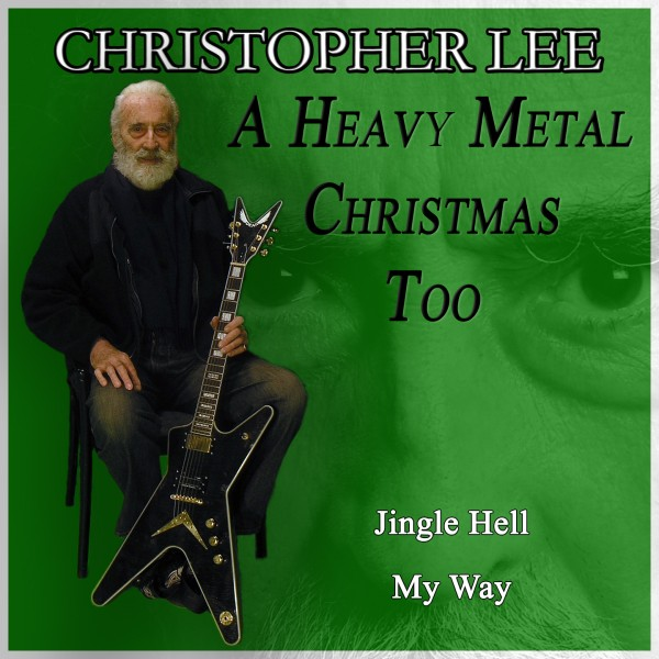 Christopher Lee - A Heavy Metal Christmas Too