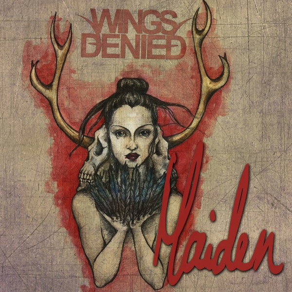 wings denied - maiden