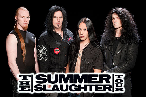morbid angel summer slaughter