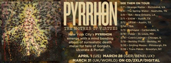 Pyrrhon Mother of Virtue promo