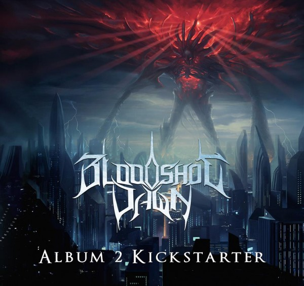bloodshot dawn album 2 kickstarter