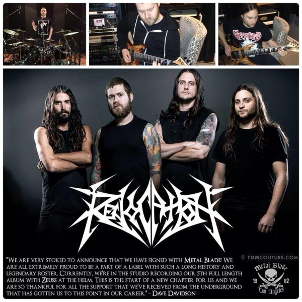 revocation metal blade