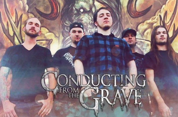 Conducting from the Grave Promo Photo