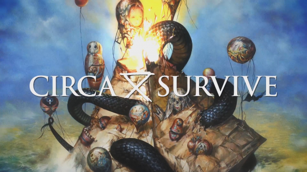 Circa Survive Descensus Announcement