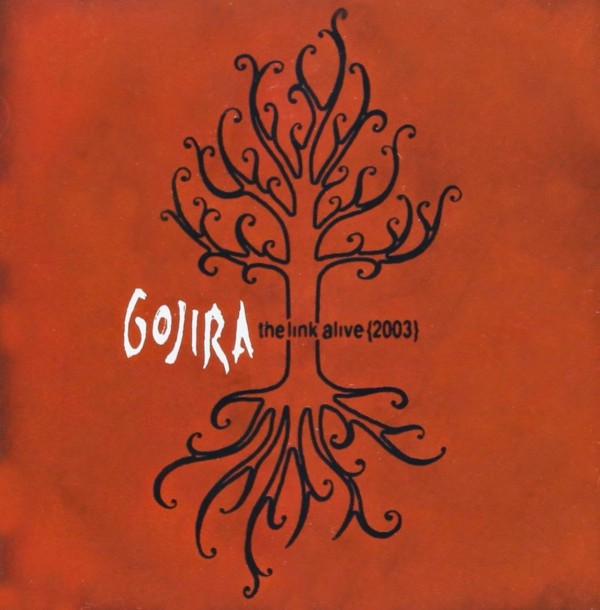 Gojira - The Link Alive -Front