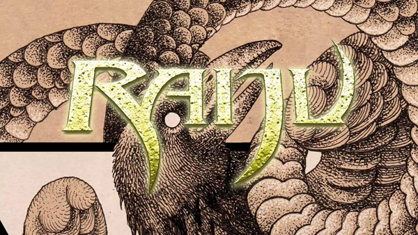 Raiju Mixes Darks Themes with Happy Prog - Heavy Blog Is Heavy