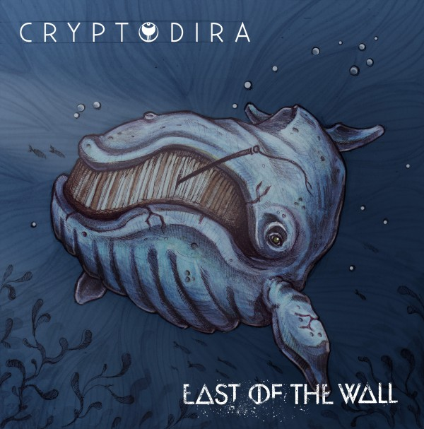 East of the Wall - Cryptodira FRONT COVER