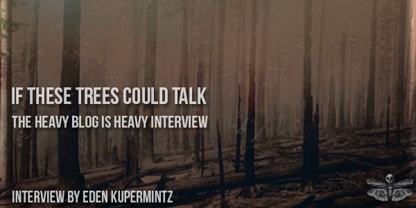 If These Trees Could Talk Interview