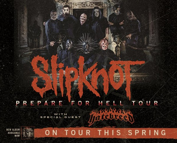 slipknot prepare for hell tour 2015