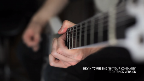 Devin Townsend By Your Comman Playthrough