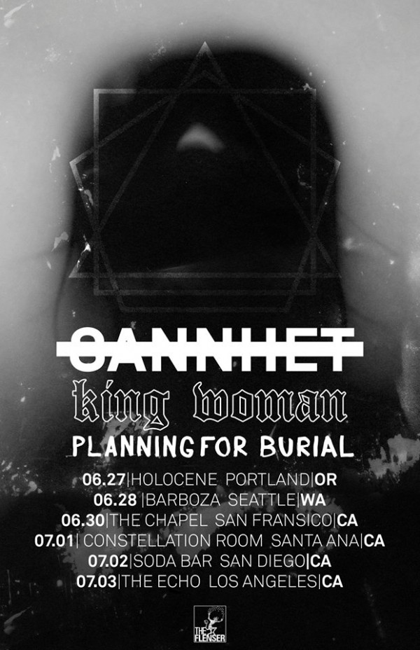 Sannhet west coast tour
