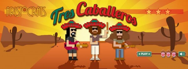 The Aristocrats - Tres Caballeros