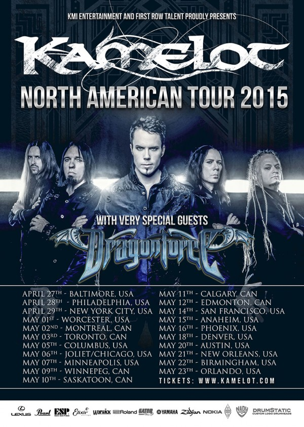 US-2015Kamelot-Dragonforce-tour