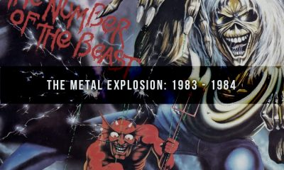 The Metal Explosion: 1983 - 1984 - Heavy Blog Is Heavy