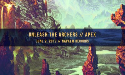 Unleash The Archers - Apex - Heavy Blog Is Heavy