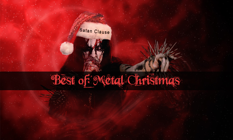 best of metal christmas heavy blog is heavy - Heavy Metal Christmas