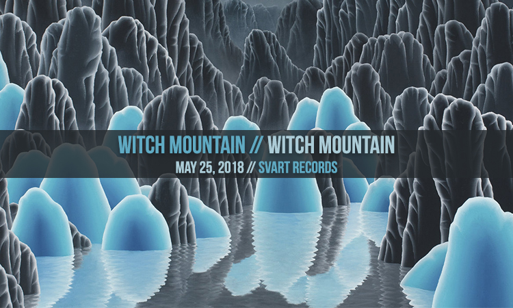 Witch Mountain - Witch Mountain - Heavy Blog Is Heavy