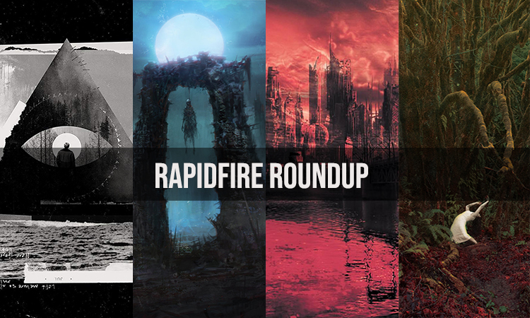 Rapidfire Roundup: Alice in Chains, Lucis Absentia, Ominous Eclipse