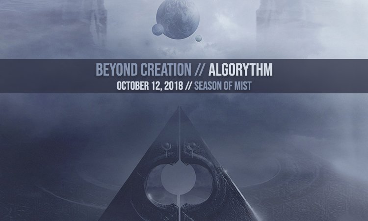 Beyond Creation - Algorythm - Heavy Blog Is Heavy