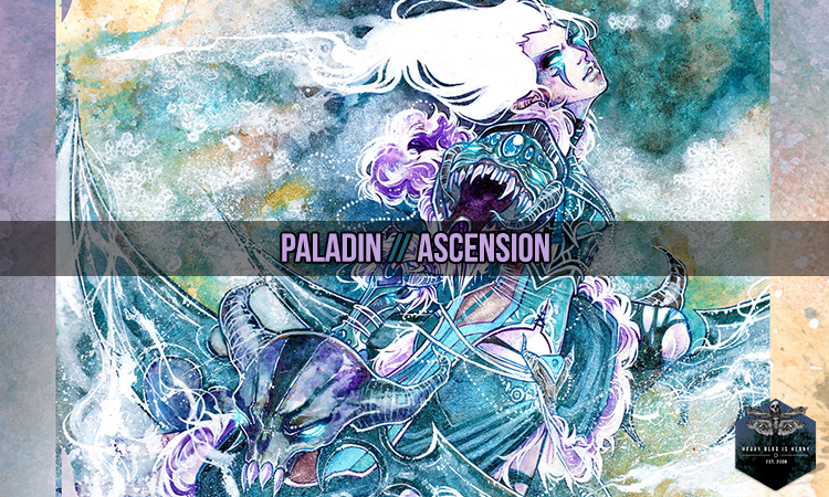 Paladin - Ascension - Heavy Blog Is Heavy